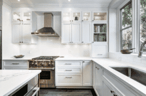 Refacing vs. Painting Kitchen Cabinets | Home Solutions by Kurtis